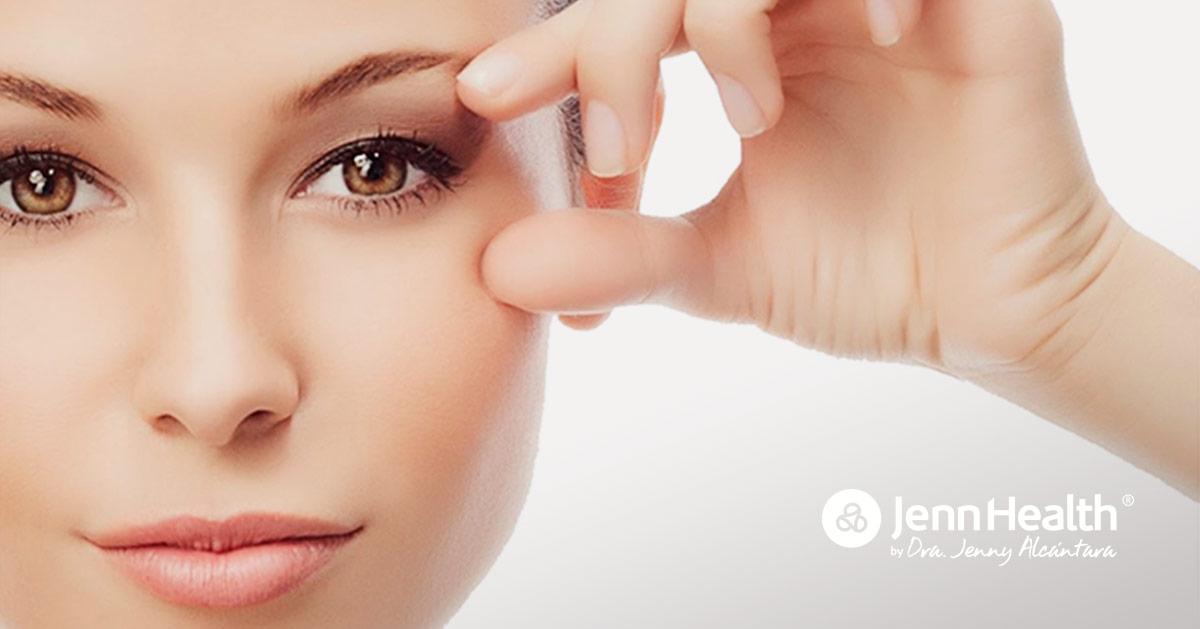 como quitar las ojeras con tratamientos medico esteticos