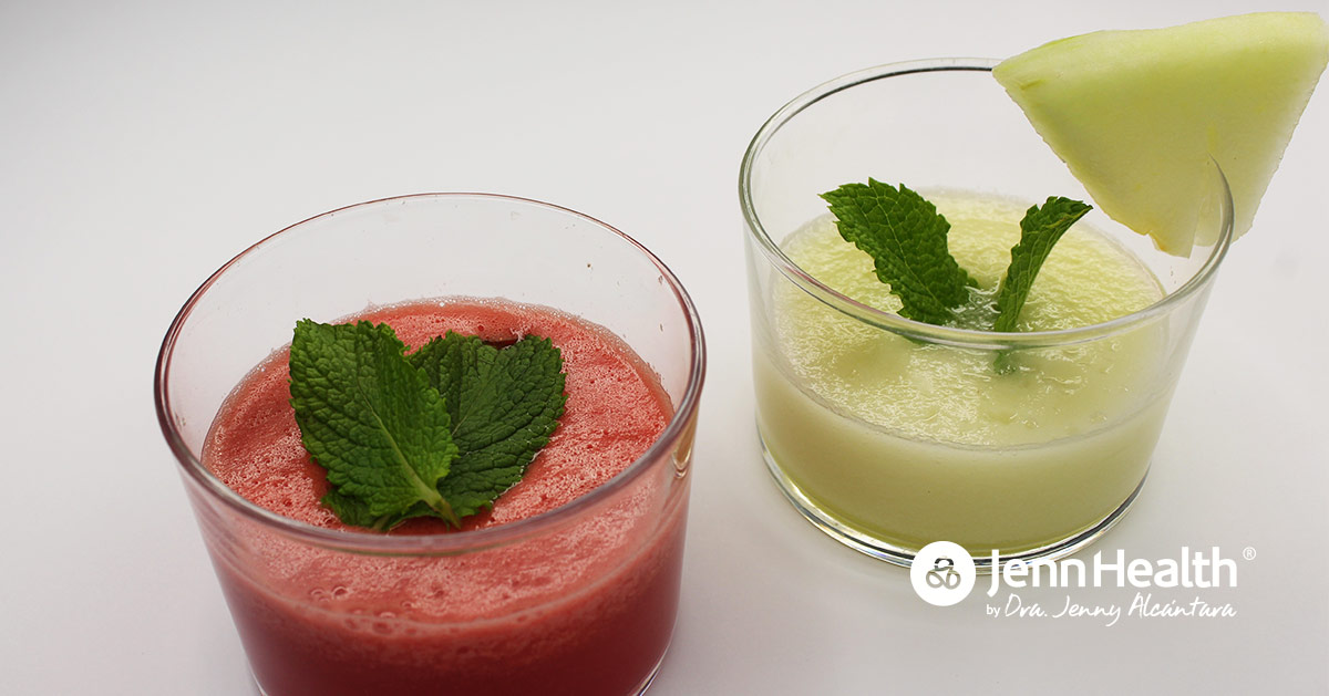 gazpacho frutas