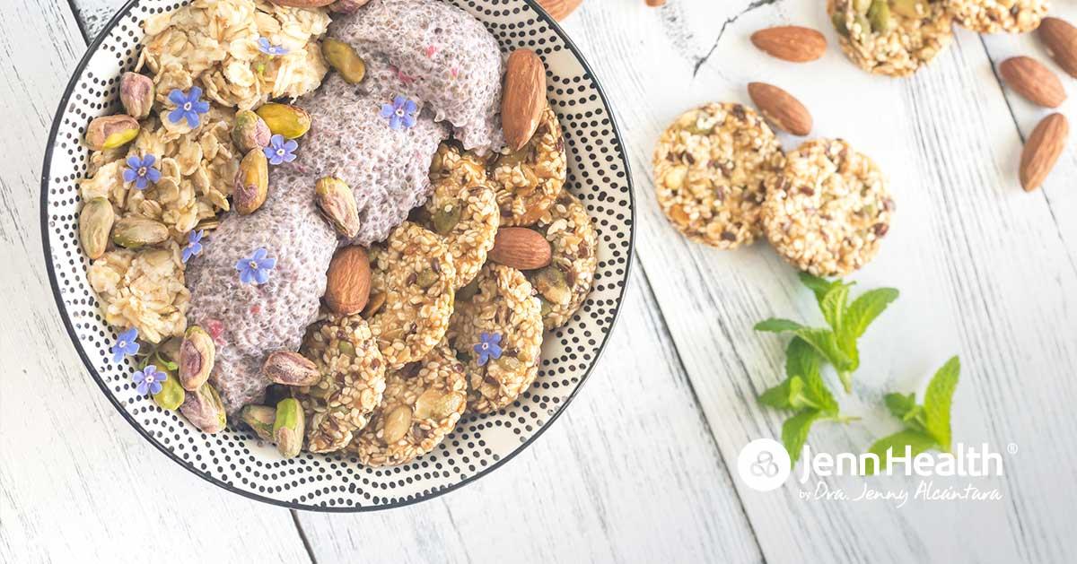 como hacer galletas saludables para no engordar